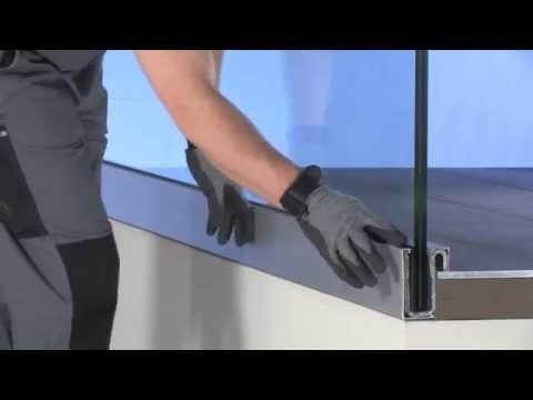 Стеклянные ограждения BALARDO STEEL GLASSLINE