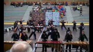 Clark Intermediate School at San Joaquin Valley Percussion Review (SJV)