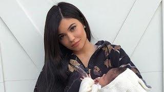 Kylie Jenner Gives Stormi Nursery Sneak Peek & Gets BLASTED For Trip With Travis Scott
