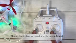 Gear2Play Focus Drone - Redémarrage/Remise à zero