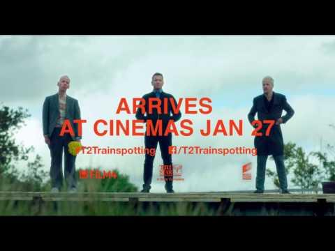 T2 Trainspotting - oficiální trailer (2017) - CZ tit