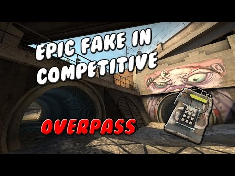 EPIC FAKE IN COMPETITIVE-OVERPASS