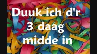 Miesjke - Mit miene duukbril - LVK 2013