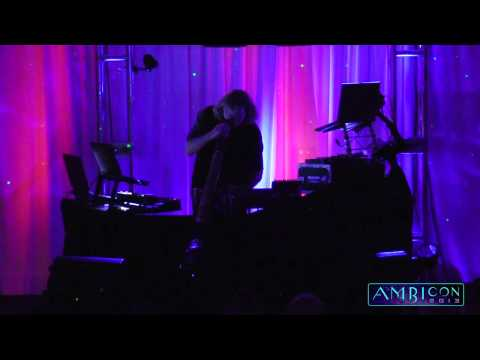 AMBIcon 2013: STEVE ROACH Full Concert (Production Video)