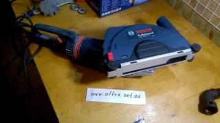 Болгарка Bosch GWS 24-230 LVI + кожух Bosch GDE 230 FC-T