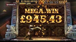 GONZO'S QUEST MEGAWAYS (RED TIGER) ONLINE SLOT
