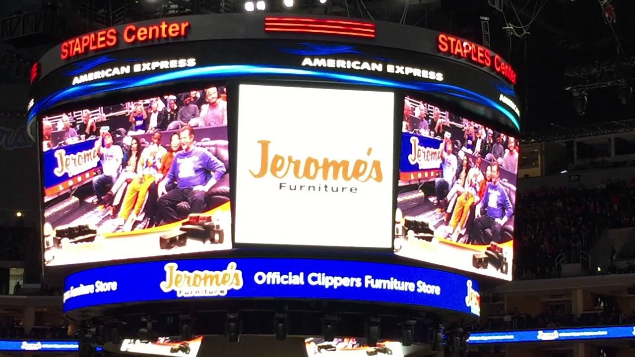 Contest Clippers Jerome S Furniture