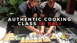 Authentic Cooking Class in Ubud, Bali