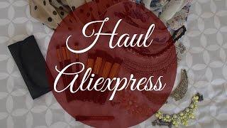 HAUL ALIEXPRESS ll Bijoux, Pinceaux, accessoires