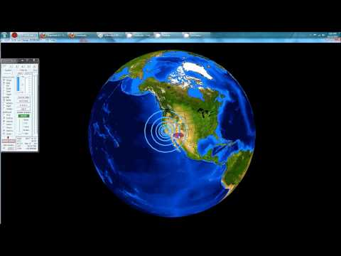 10/21/2012 -- 5.3M Earthquake - Central California - Fresno