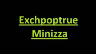 Exchpoptrue - Minizza