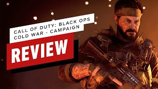 Call of Duty: Black Ops Cold War - Campaign Review (Video Game Video Review)