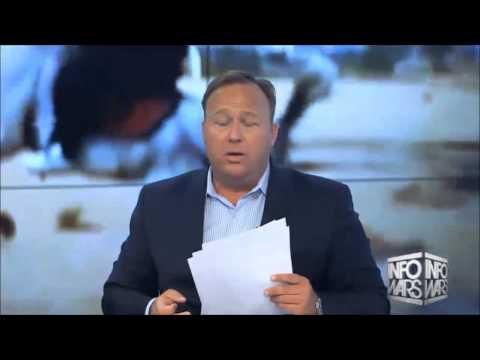 Alex Jones Exposes 2014 Iraq War & Western Run AlQaeda