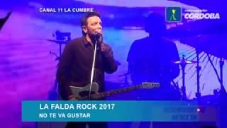 No Te Va Gustar - Más mejor + Cero a la izquierda - La Falda Rock - 15/04/17