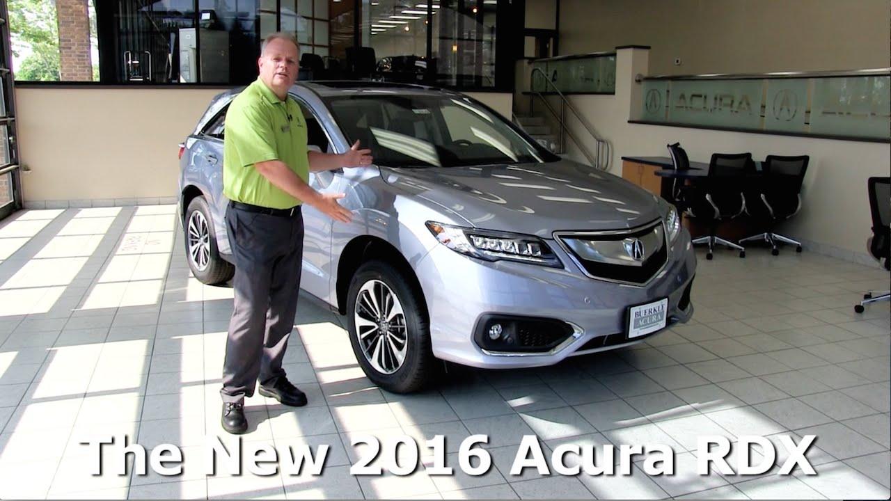 Acura Dealer Mn Review The New 2016 Acura Rdx Minneapolis St Paul Brooklyn Park
