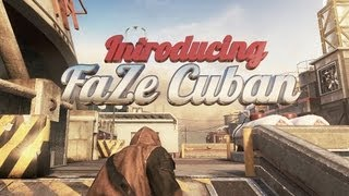 Introducing FaZe Cuban | BO2 FFA Montage | by FaZe SLP Thumbnail