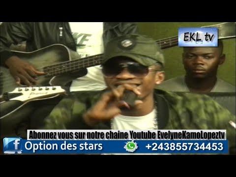 BOMAYE MUSIC EN COLLABORATION AVEC LE CONGOLAIS GAZ MAWETE REMONTE LA BARRE FACE A FALLY IPUPA, FER