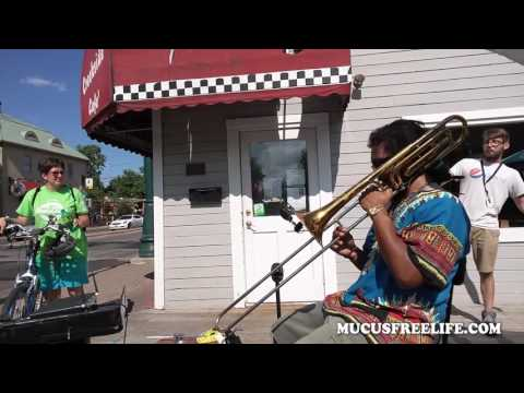Prof. Spira Street Performs at the Creekside Blues and Jazz Festival | Day 2