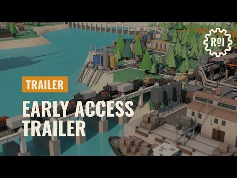 Rise of Industry - Early Access Trailer
