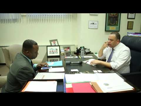 SCENE Chicago City Treasurer Kurt Summers Exclusive