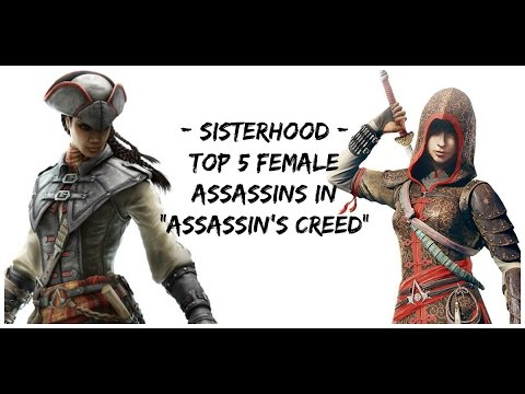 Top 5 Female Assassins In Assassin S Creed Youtube