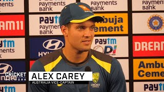 Carey reflects on 2019 tour of India, eyes finisher role