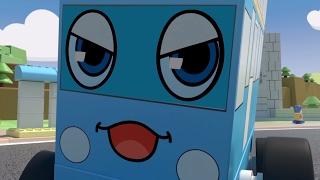 🚌 ЧиЧиЛенд - Не горюй 😢 Новые веселые мультики про машинки-трансформеры для детей