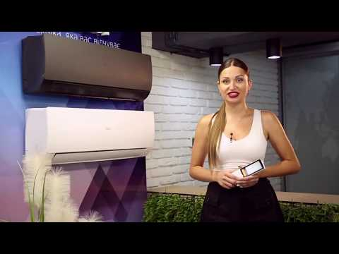Сплит-система Haier AS25S2SF1FA-W/1U25S2SM1FA (R32) (видео 1)