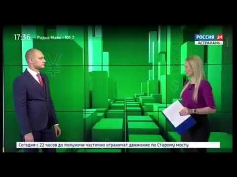 Скальпинг на бирже ММВБ. Канал РОССИЯ. Юрий Козак