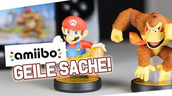 amiibo: GEILE SACHE! - Nintendo Figuren (Review, Deutsch)