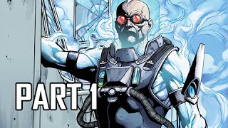 MR. FREEZE - Batman Arkham Knight Season of Infamy DLC Walkthrough Part 1