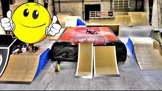 CRAZY AIRBAG LAUNCH RAMP!