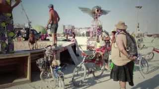 Burning man 2013: my first! - shine shine