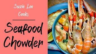 Suzie's Seafood Chowder