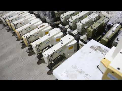 Juki Model Lk-1850 Used Sewing Machine Serviced Price Inexpensive