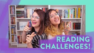 2019 Reading Rush Challenges
