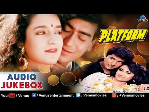 Platform Full Songs Jukebox | Best Hindi Songs | 90's Bollywood Romantic Songs | Ajay Devgan