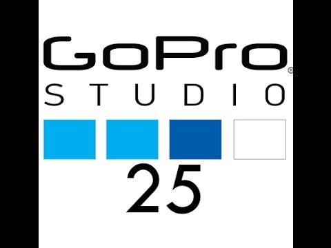 25. GoPro Studio - How to Add / Create Custom Preset