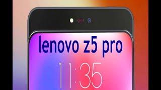 lenovo z5 pro new smartphone full specification