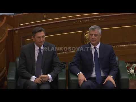 Pahor lutet për raporte të mira Kosovë-Serbi - 13.02.2018 - Klan Kosova