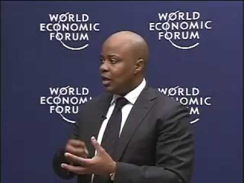 World Economic Forum: Ronnie Ntuli - Chairman, National Empowerment Fund