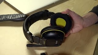 corsair gaming h2100 dolby 7 1 wireless gaming headset review ca 9011127 na