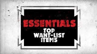 Top 5 Essential KISS Want List Items