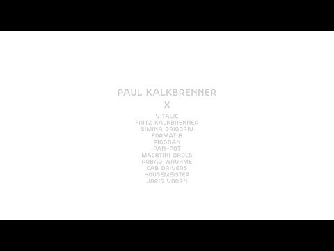 Paul Kalkbrenner - Hidden Track [2014]