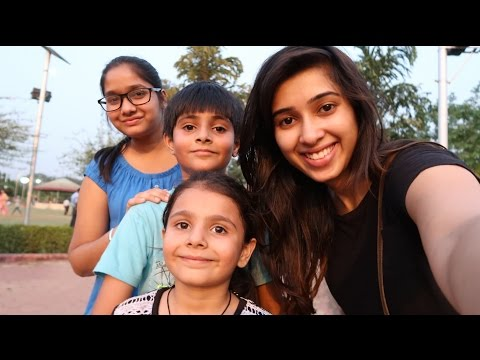 Trip To Children's Park | Bhopal Vlog