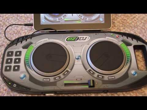 EZ Pro DJ Mixer Turntable from Jakks Pacific, Full Review