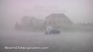 6/29/2015 Twin Cities Rush Hour Hail Storm
