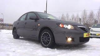 видео 2007 Mazda 3 sedan
