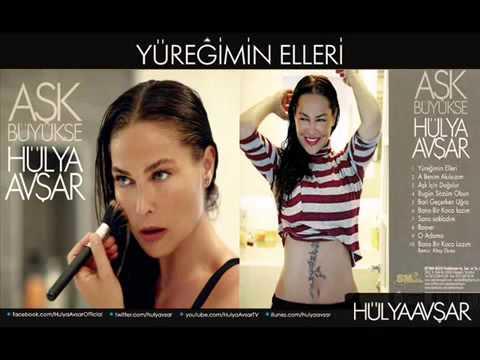 Hülya Avşar - Yüreğimin Elleri (Aşk Büyükse Albümü 2013)  - YENİ