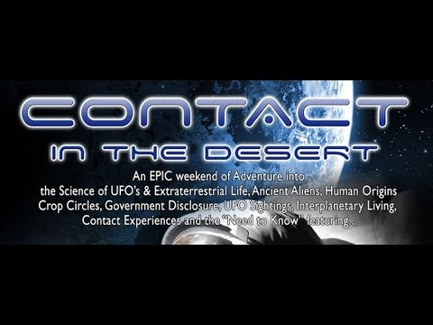 Michael Tellinger - CONTACT IN THE DESERT 2018